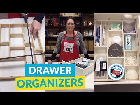 Organize Your Drawers For Under $2!