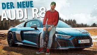 AUDI R8 | Ballern im V10 Performance quattro mit 620 PS | Daniel Abt