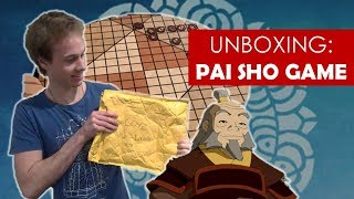 UNBOXING: Avatar TLA Pai Sho Board Game! - handcrafted [ The Last Airbender l Legend of Korra ]