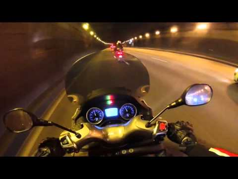 Piaggio MP3 LT 500 ABS/ASR - Day 2 - Retour