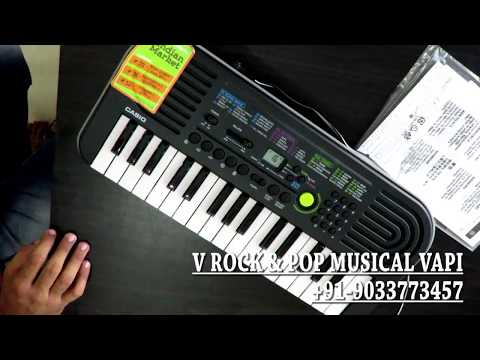 CASIO SA47 INDIAN UNBOXING & REVIEW