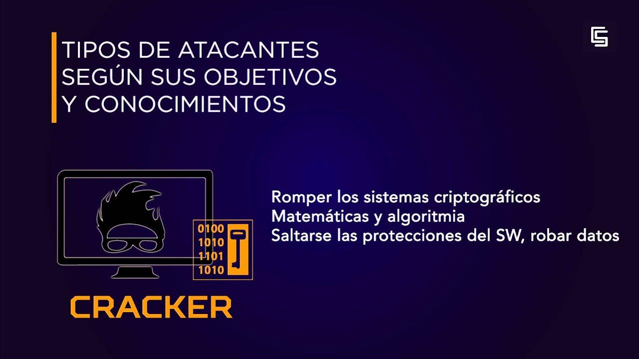 Tipos de atacante y anatomía de un ataque hacker I (URJCx) - YouTube