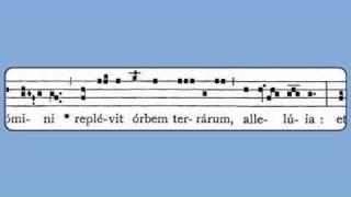 Spiritus Domini (Pentecost, Introit)