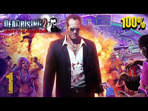 Dead Rising 2: Off The Record - HD Walkthrough (100%) Part 1
