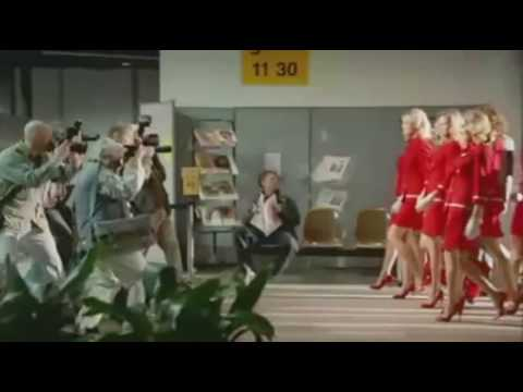 Virgin Atlantic: 25 Years, Still Red Hot Featuring Relax By Frankie Goes To Hollywood