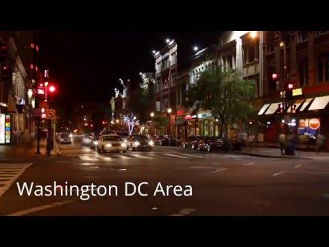 Washington DC Area: Houses to make homes and feelings for neighborhoods.