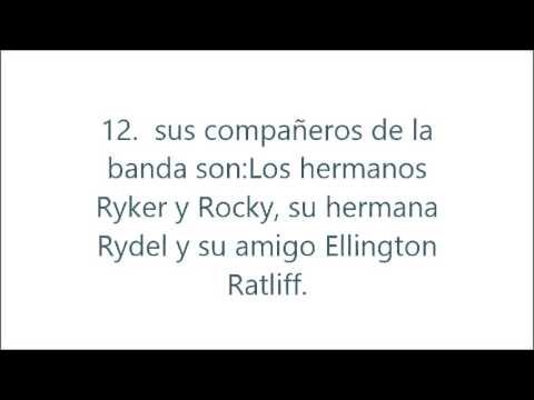 20 datos importantes sobre Ross Lynch Videos De Viajes