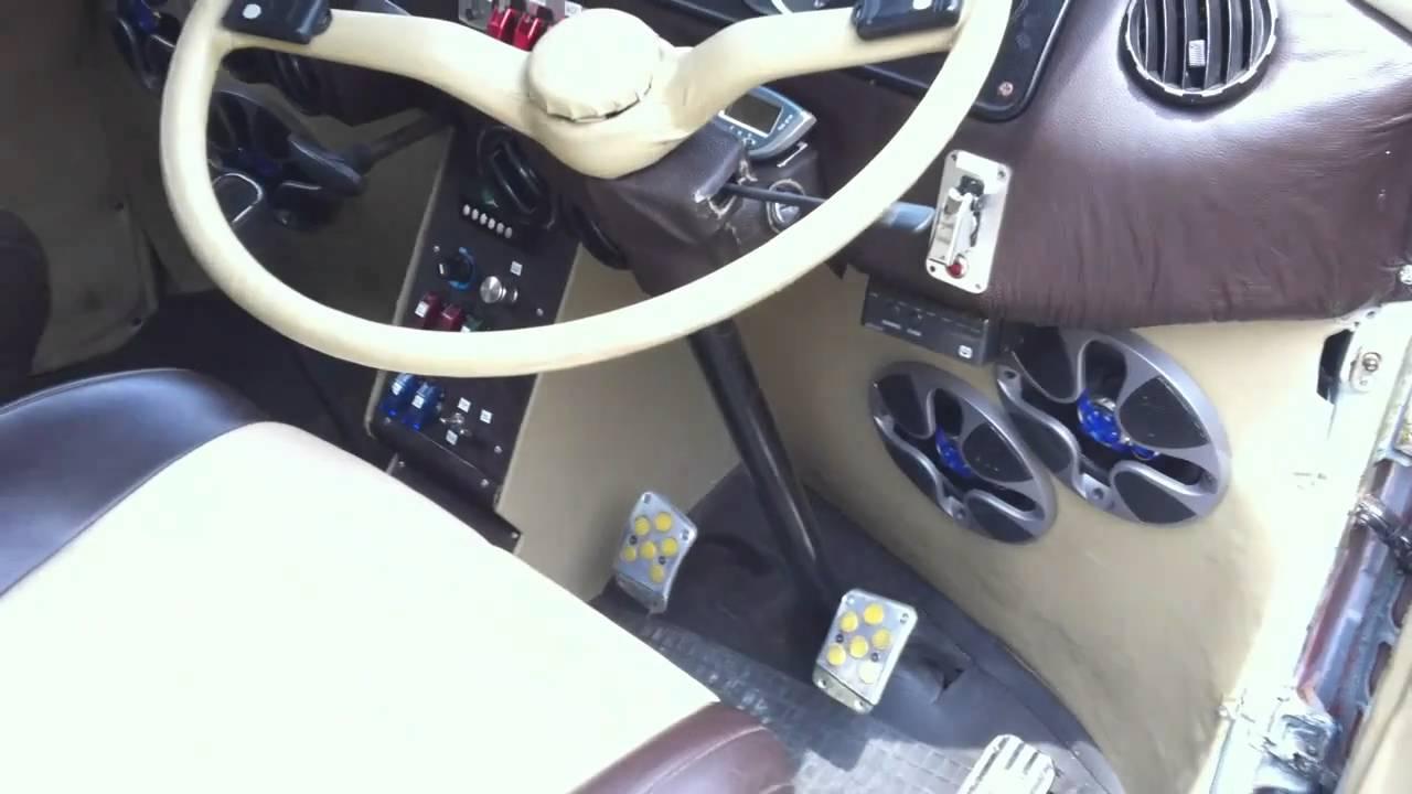 Car Interior Modification