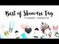 The Best of Skincare Tag | ttsandra + makeuptia