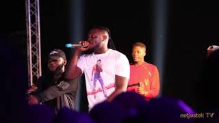Davido and DMW Crew Shut Down