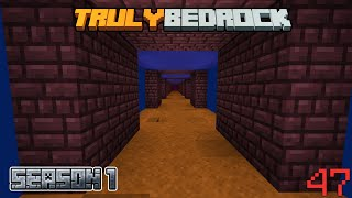 Truly Bedrock Episode 47: Nether Tunnel