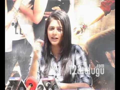 Priyamani Interview on Ragada.flv