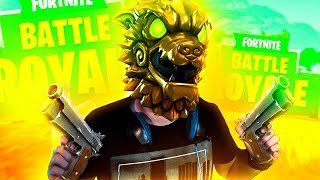CHALLENGE ONLY TO PISTOLA WITH THE NEW SKIN **WAR DOG**! Fortnite: Battle Royale