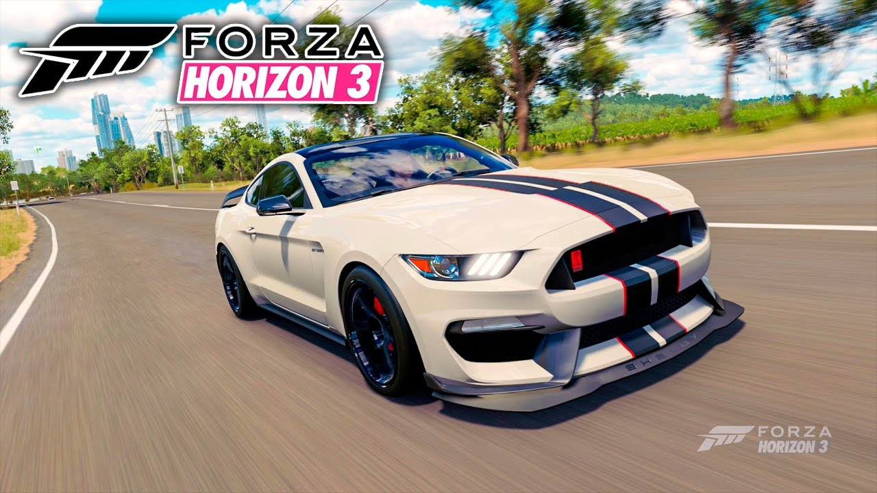 Ford Gt Forza Horizon 3   2018, 2019, 2020 Ford Cars