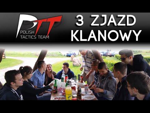 Gamerzy w trasie - TRZECI ZJAZD KLANOWY PTT