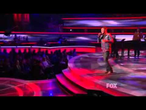 Scotty McCreery - Amazed - W/ Judges Comments American Idol Top 3 Performances 5/18/11