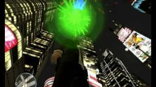 GTA 4 PC / Alice - Skyburst Fireworks