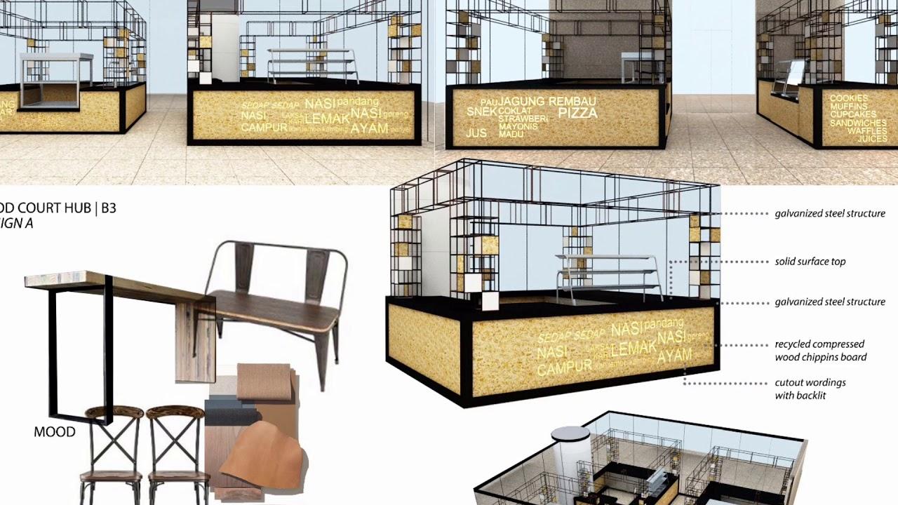 Nomination Best Redefined Food Court Concept