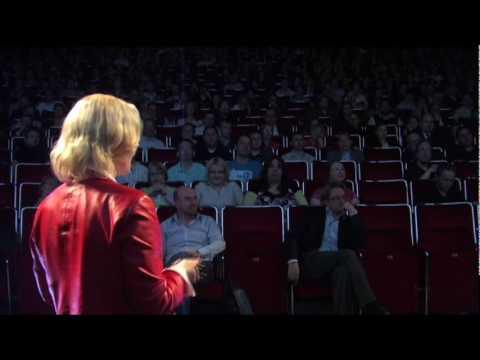 TEDx Helsinki II - Kirsti Lonka - Kuilu?
