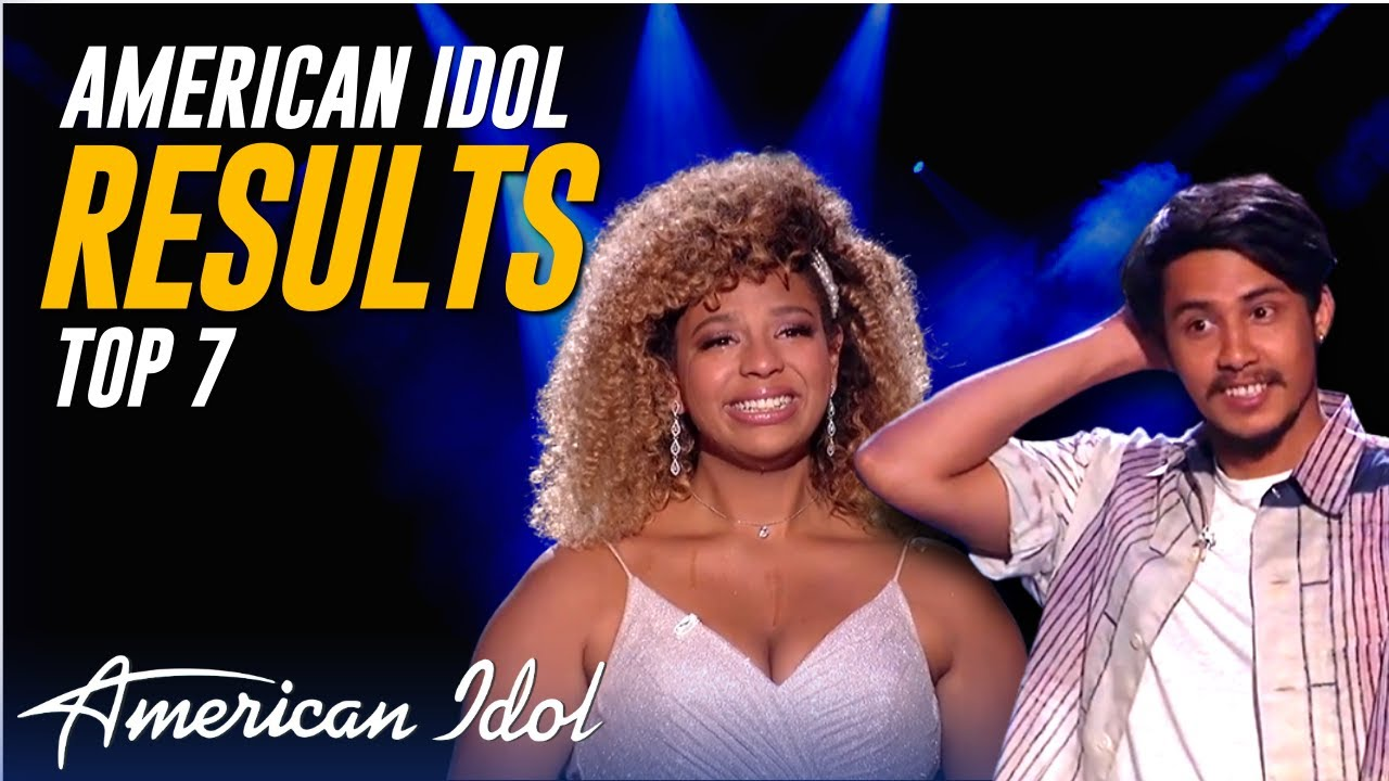 'American Idol' 2021: Who made the top 7?