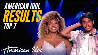 RESULTS: American Idol Top 7 Announcement! Did America Get It Right?