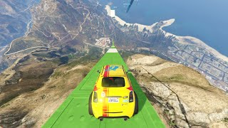 SALTO 9999999% IMPOSIBLE!! - GTA V ONLINE