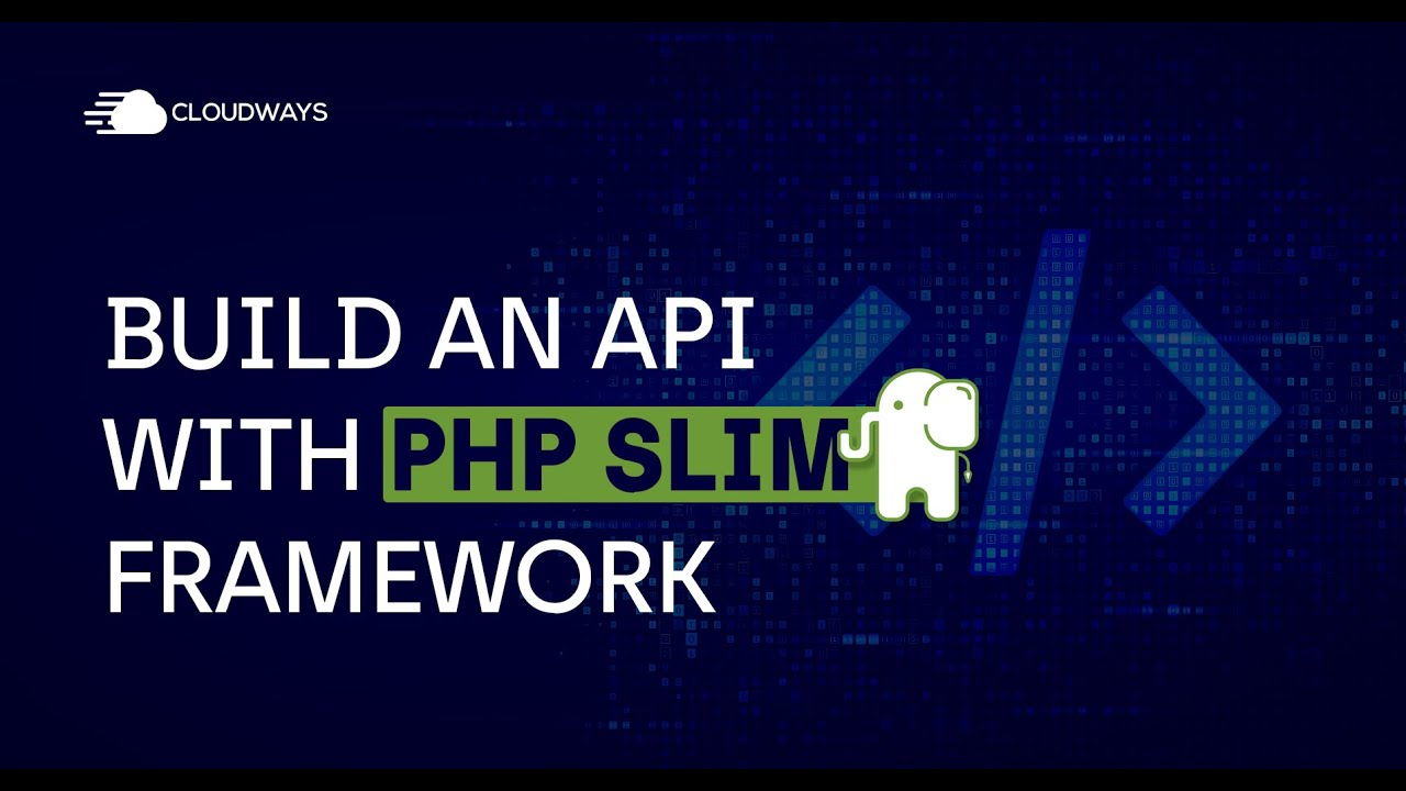 Build a RESTFUL API with SlimPHP
