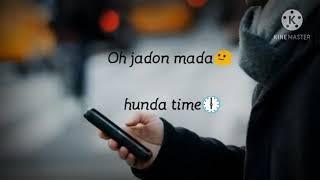 New sad status/whatsapp status video/song kambi djpunjab