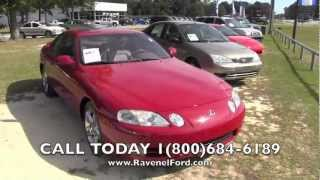 1995 LEXUS SC 300 Review Car Videos * For Sale @ Ravenel Ford Charleston SC