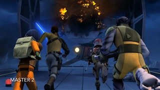 [The Ghost crew escapes from Prison] Star Wars Rebels Season 1 Episode 5 [HD]