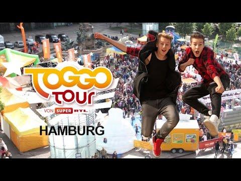 Leif & Stepan bei der Toggo Tour 2015 in Hamburg