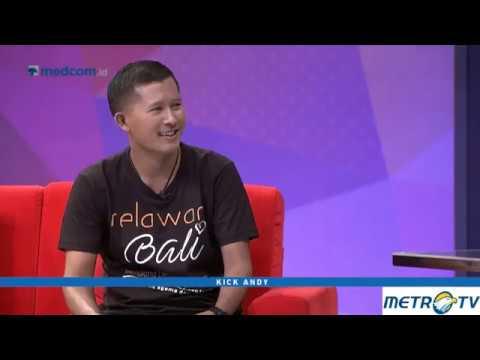 Kick Andy - Melawan Dendam Masa Lalu (1) - Andy Karyasa Wayan