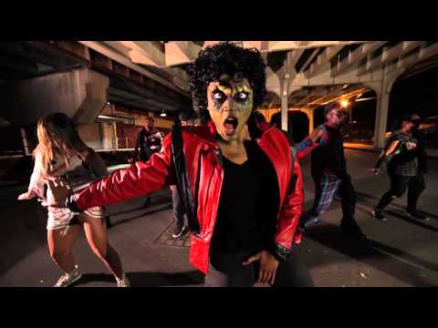 Michael Jackson Thriller Tribute