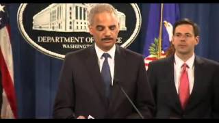 US-China spying row: Eric Holder vows