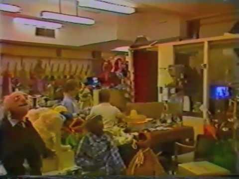 """The Muppet Show"" ""Season 5"" LAST STUDIO DAY  Elstree 1980"