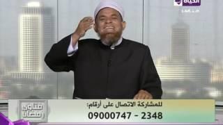 فيديو.. سيدة تهاجم داعية إسلامي على الهواء