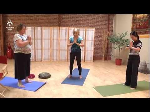 FREE Online Medicine Yoga Class 8/25/11