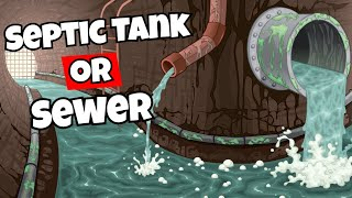 septic tank vs sewer