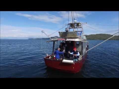 Salmon and Halibut Fishing Charter, Prince Rupert BC