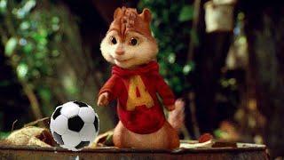 Anuel AA, Enrique Iglesias - Fútbol y Rumba (Alvin and the chipmunks)