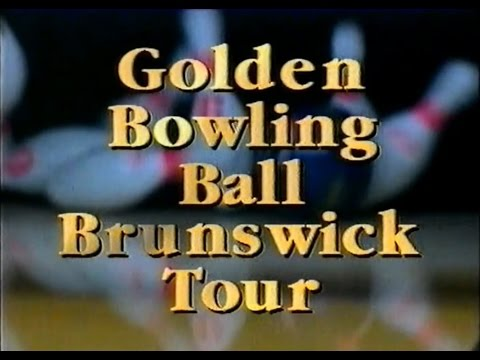1999 Golden Bowling Ball Brunswick Tour Masters Champions (FRANCE)