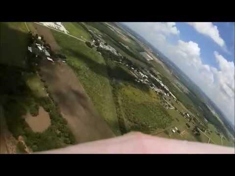 TuffWing 32 Flying Near China Grove, Texas