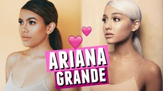 I copied Ariana Grande's 'Sweetener' album cover.