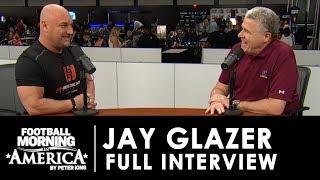 NFL insider Jay Glazer on crazy offseason for Tom Brady, QBs | NBC Sports