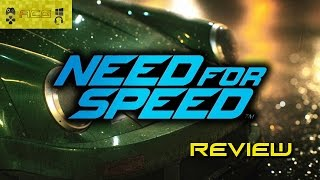 "Need for Speed 2015 Videogame Review ""Buy, Wait for Sale, Rent, Never Touch?"""