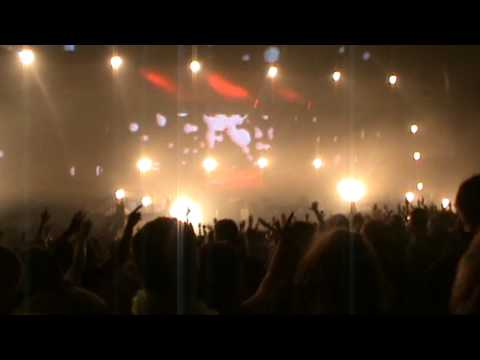 Sied van Riel playing Olive - You're Not Alone (Paul Webster Remix) ASOT450 LIVE at Wroclaw