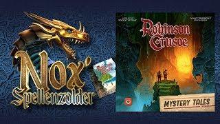 Robinson Crusoe: Mystery Tales (NL)