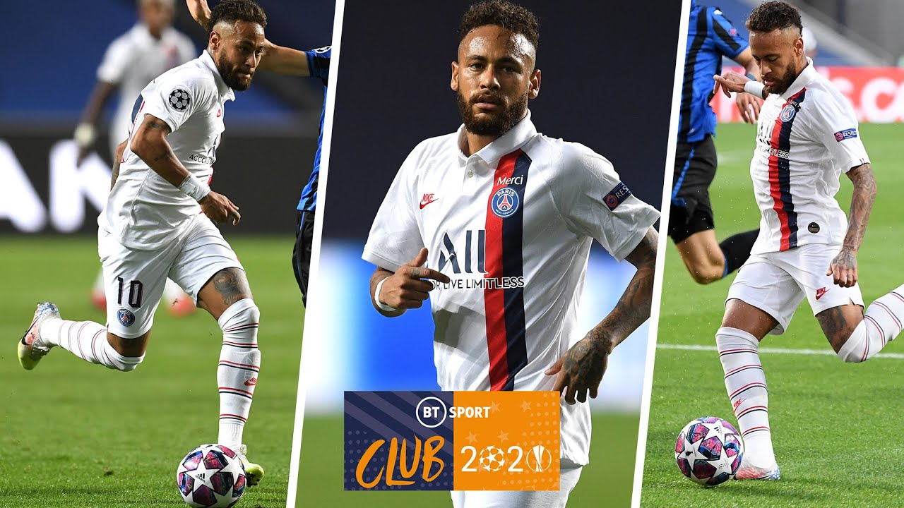 Every single successful Neymar dribble in record-equalling display