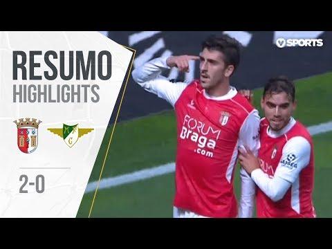 Highlights   Resumo: Braga 2-0 Moreirense (Liga 18/19 #11)