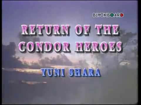 YUNI SHARA KARAOKE Return Of Condor Heroes